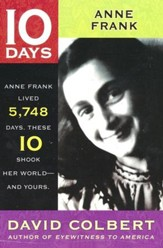 10 Days Series: Anne Frank