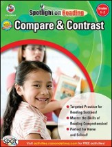 Spotlight on Reading: Compare &  Contrast Grade 1-2