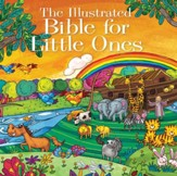 The Illustrated Bible for Little Ones - Slightly Imperfect