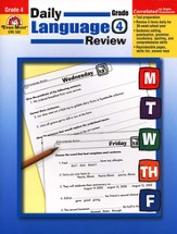 Daily Language Review Grade 4