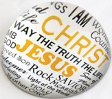 Names Of Jesus Paper Weight