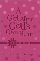 A Girl After God's Own Heart Devotional, Milano Softone