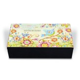 God Made Us Sisters By Heart, Wooden Trinket Box
