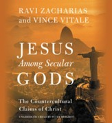 Jesus Among Secular Gods, Audio CD