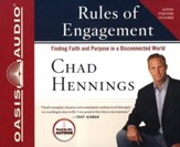 Rules of Engagement: A Men's Guide to Strengthening Relationships that Matter Most - Unabridged Audiobook on CD