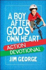 A Boy After God's Own Heart Action Devotional - Slightly Imperfect