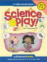 Science Play! Beginning Discoveries for 2 to 6 Years Olds - Slightly Imperfect