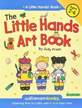 The Little Hands Art Book - Slightly Imperfect