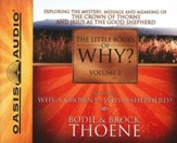 #2: The Little Books of Why? - Unabridged Audiobook on CD