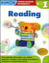 Kumon Reading, Grade 1