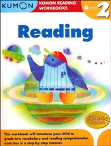 Kumon Reading, Grade 2