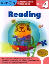 Kumon Reading, Grade 4
