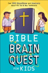 Bible Brain Quest for Kids  - Slightly Imperfect