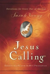 Jesus Calling: Seeking Peace in His Presence - eBook