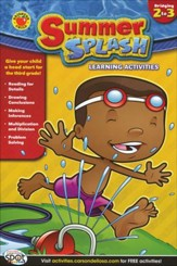 Summer Splash Learning Activities Grade 2-3