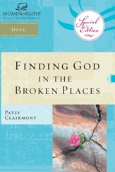 Finding God in the Broken Places - eBook