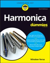 Harmonica For Dummies, 2nd Edition