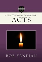 Acts: A New Testament Commentary - eBook