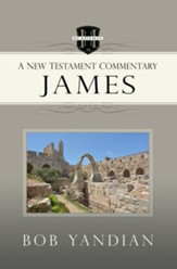 James: A New Testament Commentary - eBook