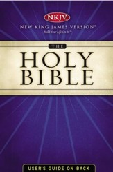 Holy Bible, NKJV - eBook