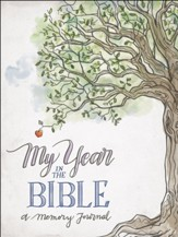 My Year in the Bible: A Memory Journal - Slightly Imperfect