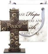 Cross-to-Go, Peace, Gift Bagged