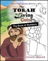 The Torah in Living Color: The Book of Numbers