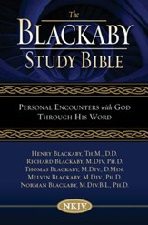 Blackaby Study Bible: Personal Encounters with God Through His Word - eBook