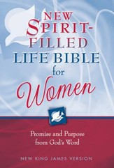 New Spirit-Filled Life Bible for Women - eBook