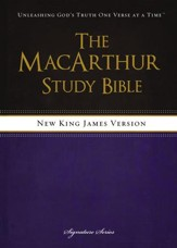 NKJV MacArthur Study Bible: Revised & Updated Edition - eBook