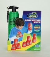 Speed Stack, Competition Cups, Metallic Green