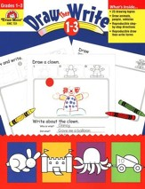 Draw. . . Then Write, Grades 1-3