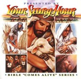 The Bible Comes Alive, Your Story Hour Volume 2, Audiobook on CD