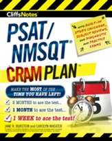 CliffsNotes PSAT/NMSQT Cram Plan /  New edition