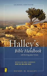 Halley's Bible Handbook-damaged
