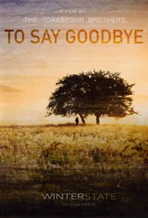 To Say Goodbye, DVD