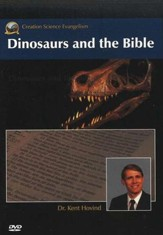 Dinosaurs and the Bible, DVD