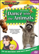 Dance with the Animals DVD