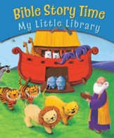 Bible Story Time: My Little Library