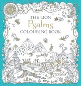 The Lion Psalms Coloring Book