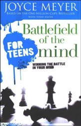 Battlefield of the Mind for Teens - Slightly Imperfect