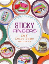 Sticky Fingers: DIY Duct Tape Projects
