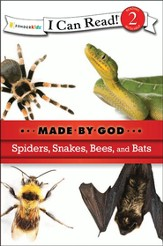 Spiders, Snakes, Bees, and Bats - eBook