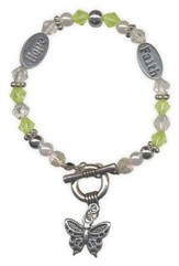 Abundant Blessings Bracelet, Butterfly