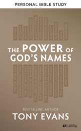 The Power of God's Names, Personal Bible Study Book