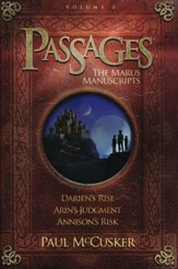 Adventures in Odyssey Passages ® : The Marus Manuscripts Books 1-3, Volume 1
