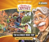 Adventures in Odyssey The Ultimate Road Trip--CDs