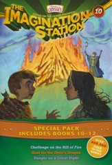 Adventures in Odyssey: The Imagination Station Series, Volumes 10-12