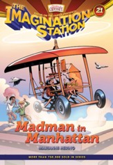 Madman in Manhattan: Adventures in Odyssey Imagination Station #21