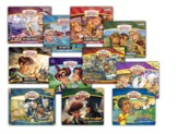 Adventures in Odyssey ® Audio Pack #4 (#46-56)